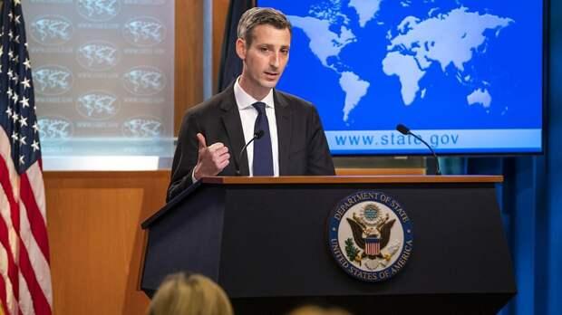 В Вашингтоне обсуждают ситуацию вокруг Договора по открытому небу с партнерами