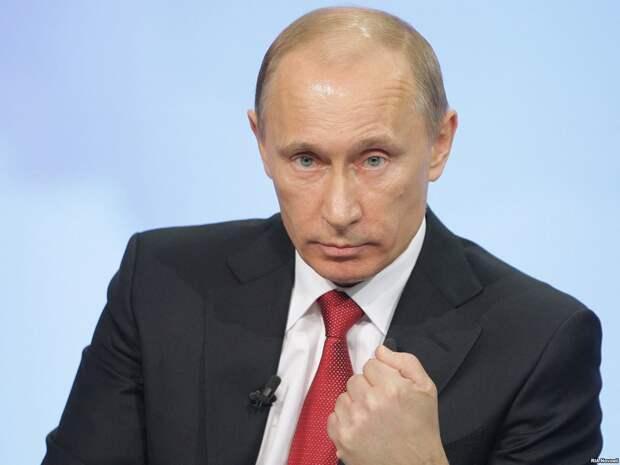 Владимир Путин: «Россия сильнее любого потенциального агрессора. Любого!»