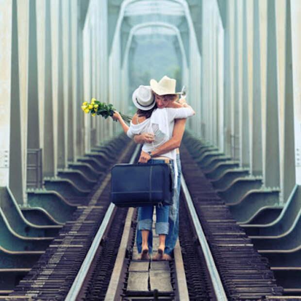 У любви есть пять стадий. Но многие останавливаются на третьей