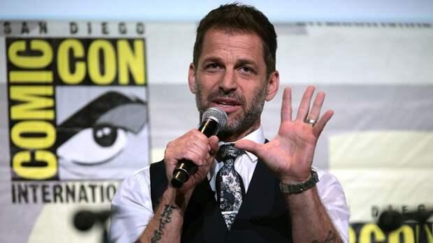 Зак Снайдер оценил решение Warner Bros. представить чернокожего супермена