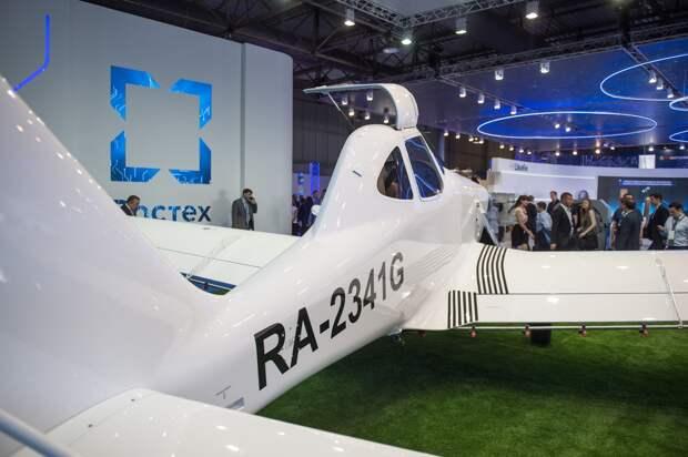 Самолет Т-500: на крыльях над полями