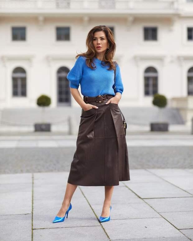 Модные юбки осени 2021: стильные модели, без которых не может обойтись женский гардероб
