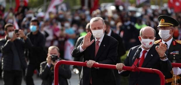 Эрдоган заявил о намерениях продолжить сейсморазведку и бурение в Средиземном море