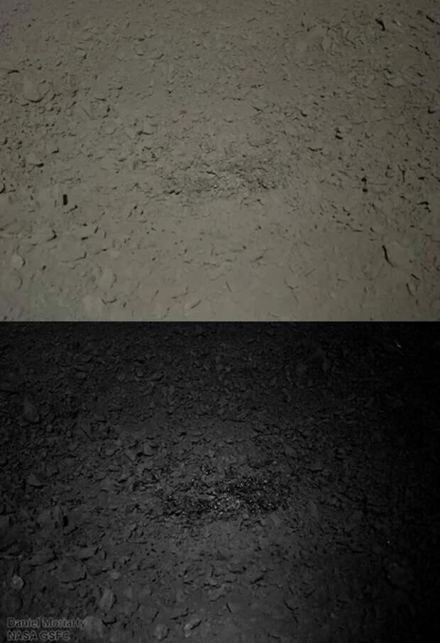 Новые снимки позволили раскрыть загадку странного объекта на обратной стороне Луны