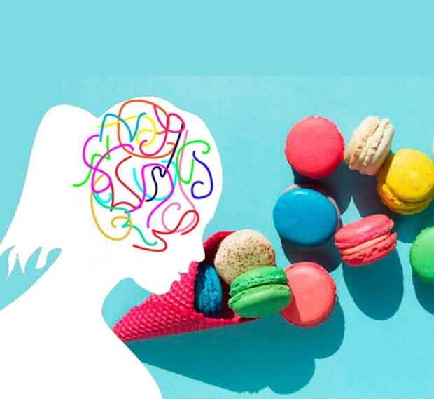 Как сахар влияет на психическое здоровье