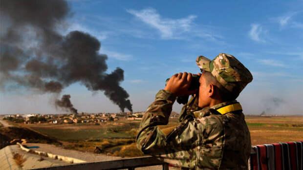 Турция нанесла ракетные удары по российским базам вАль-Маликии