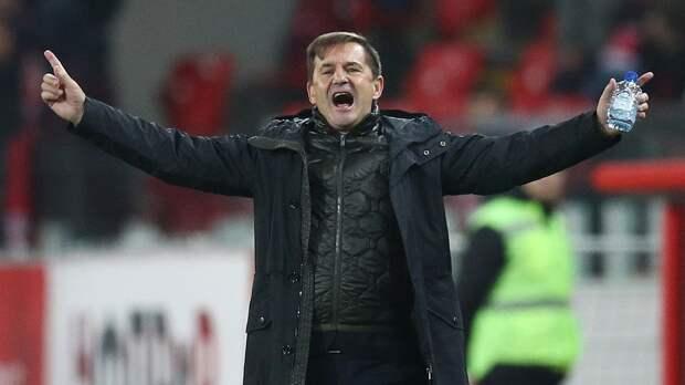 Бывший тренер «Спартака» Рианчо: «Игра красно-белых меня не особо впечатлила во 2-й части РПЛ»