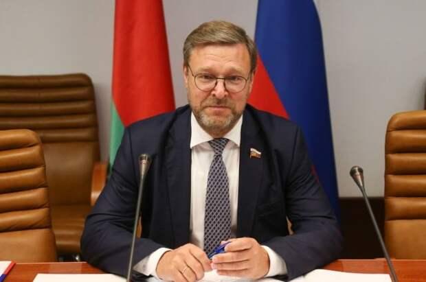 Косачев: Россия сделала все для сохранения Договора по открытому небу