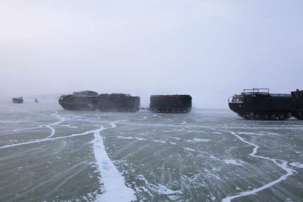 Существовала ли Земля Санникова и куда делся остров в Северном Ледовитом океане