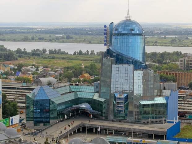 10 самых уродливых зданий России по мнению Варламова