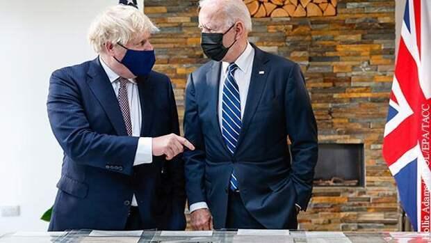 США и Британия приняли новую модель паразитического мироустройства