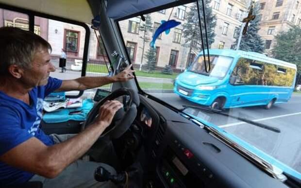 ГЛОНАСС против водителей автобусов: разогнался – потерял работу
