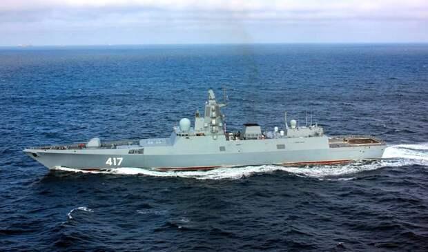 Украинцы возгордились, что на новейших российских фрегатах стоят их турбины