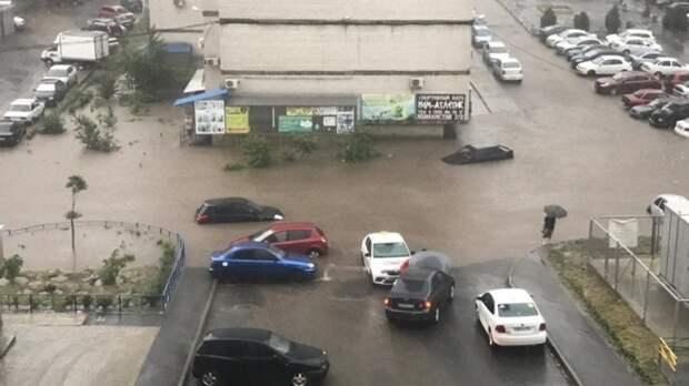 ВРостове-на-Дону новые дороги вЛевенцовке может смыть уже этим летом