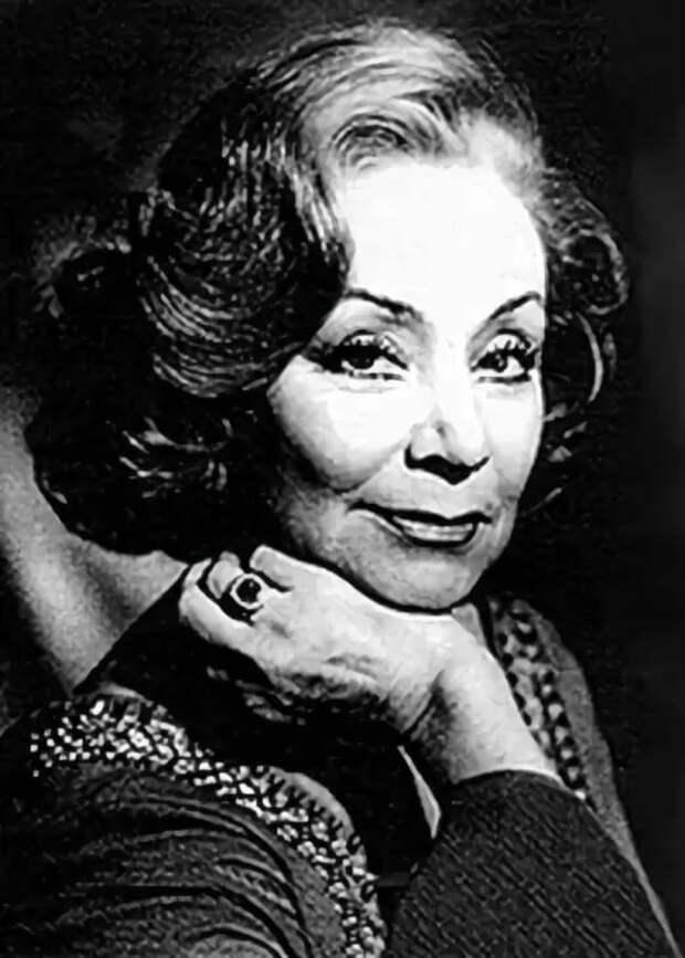 Любимые советские актрисы: Виктория Горшенина