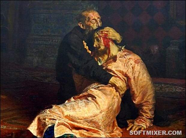 Зачем Иван Грозный убил своего сына