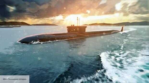 Леонков объяснил, почему субмарина «Борей-А» вызвала повышенное беспокойство США
