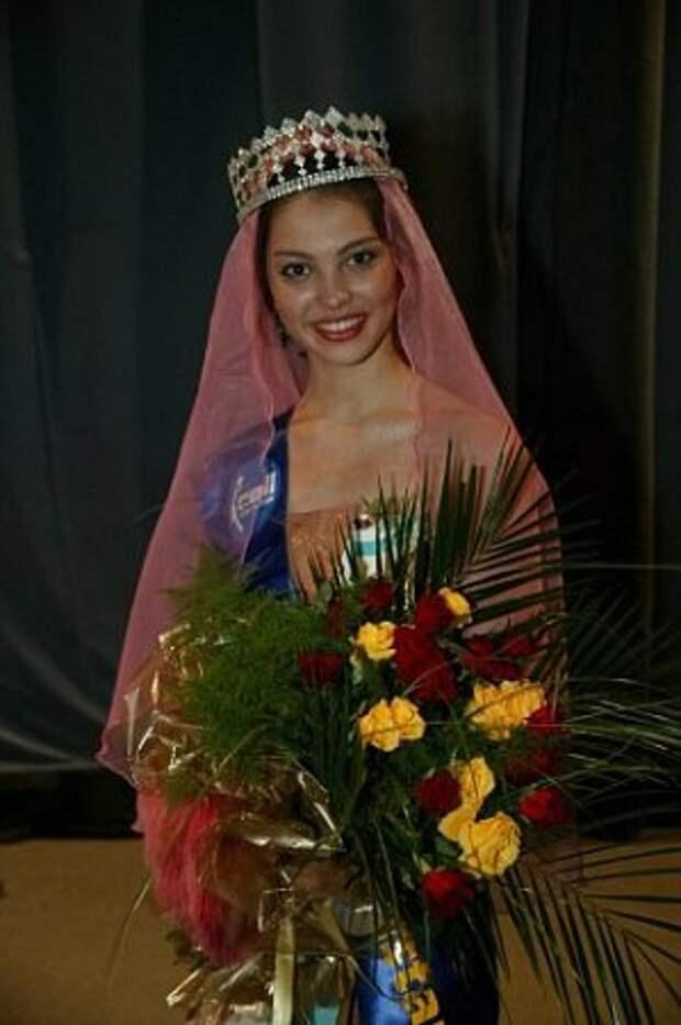 """Победительницы конкурса """"Мисс Казахстан"""" 2000-2009 г.г."""