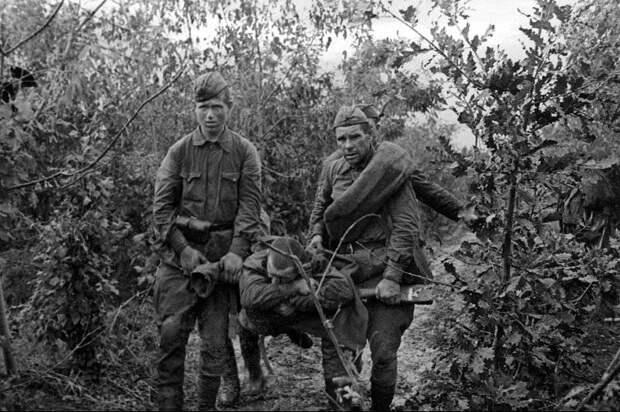 Потери России/СССР в войне с фашизмом: язык цифр
