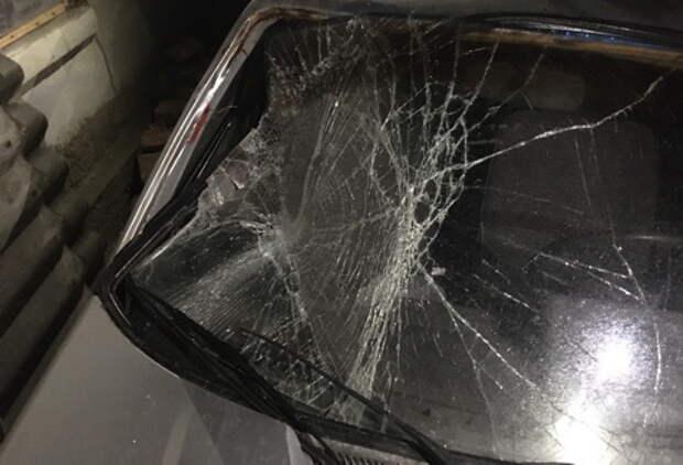 Водитель в Джанкое сбил пешехода и отвез его домой