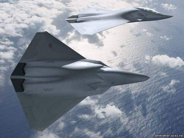 В России рассказали о «неудачном» испытании США истребителя шестого поколения