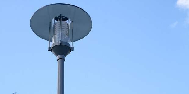 В Северном установят 73 светодиодных фонаря