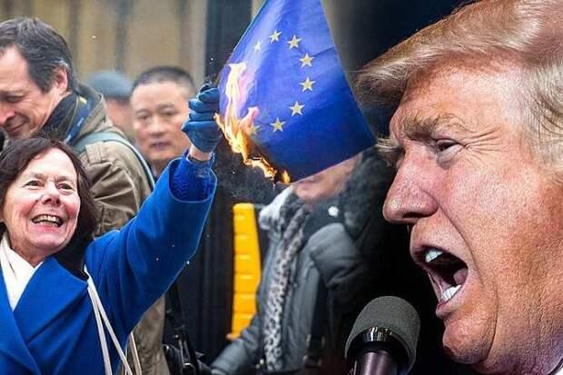 Франция выйдет из Евросоюза, Калифорния — из США, Россия получит контроль над Украиной | Продолжение проекта «Русская Весна»
