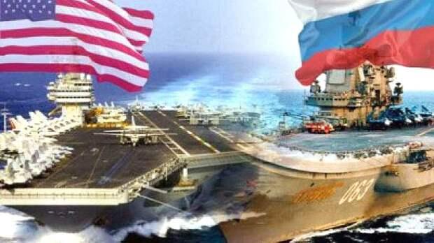 Описан сценарий столкновения России иСШАвЧёрном море