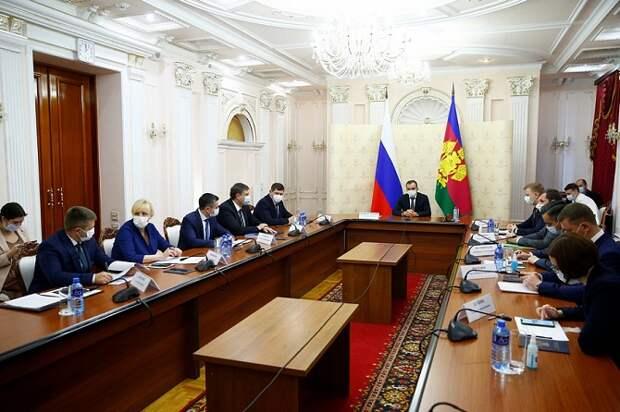 Вениамин Кондратьев: Водоснабжение Геленджика и Новороссийска улучшится уже в 2021 году