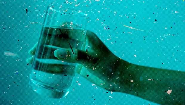 Канадские ученые создали новый метод очистки воды с помощью алмазов и титана