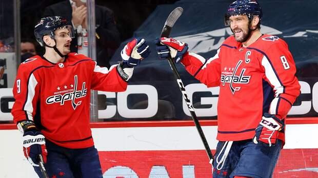 Орлов в матче с «Бостоном» набрал 1-е очко в плей-офф НХЛ-2021