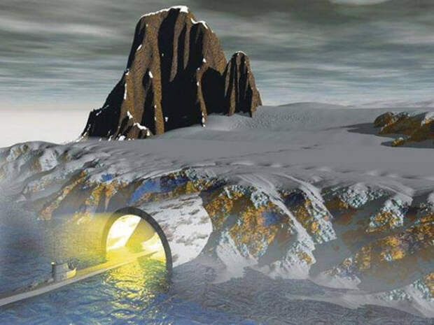 Какие тайны хранят льды Антарктиды
