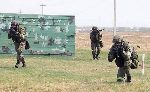 Банду уничтожили из новейших автоматов АК-12 под Новосибирском