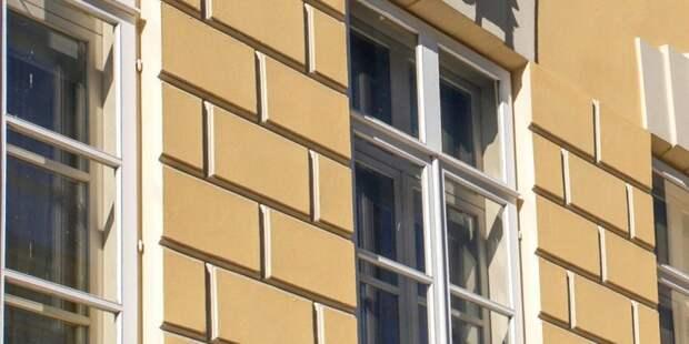 Земельный участок дома на Волоколамке поставят на кадастровый учет