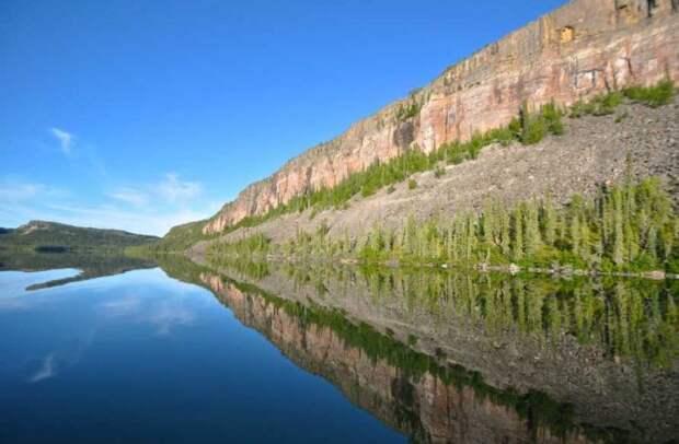 5 самых глубоких озер в мире доступных путешественникам
