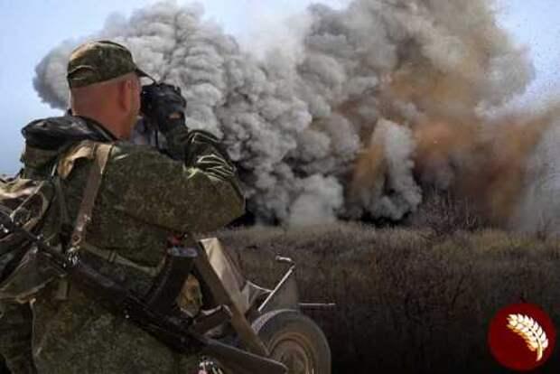 Подрыв украинских сапёров на своих минах как повод для нового витка войны