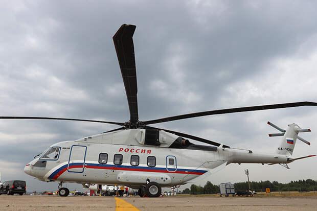 Вертолетная «Санта-Барбара»: татарский шурин на Ми-38, бурятский зять на Ми-171А3