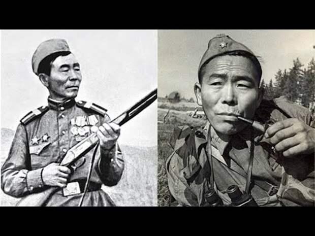 «ТАЕЖНЫЙ ШАМАН». История тунгуса СЕМЕНА НОМОКОНОВА, ставшего легендарным снайпером ВОВ