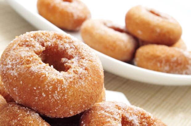 Пончики на кефире за 15 минут. Рецепт-выручалочка для домовитой хозяюшки 2