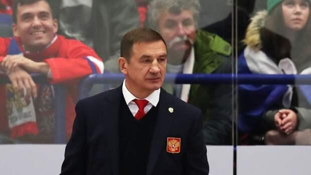 Объявлен предварительный состав хоккейной сборной на чемпионат мира