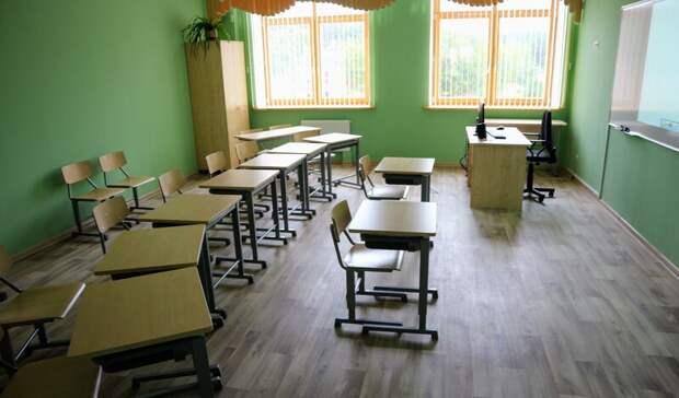 Власти предложили возвести пристрой к школе в Салмачах. Детям не хватает мест