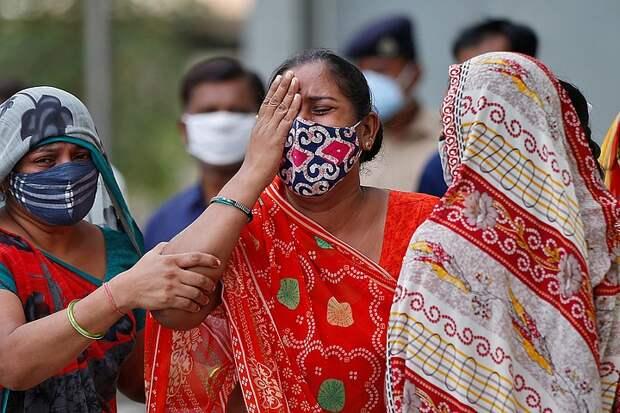 В Индии среди переболевших ковидом вспыхнула новая смертельная болезнь:  Дойдет ли «черная плесень» до России