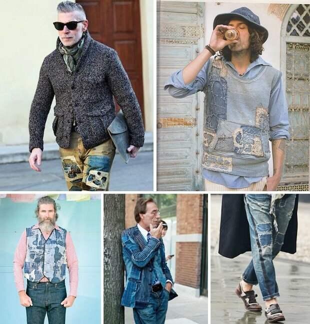 """Японские заплатки или """"Boro"""" в дизайне одежды"""