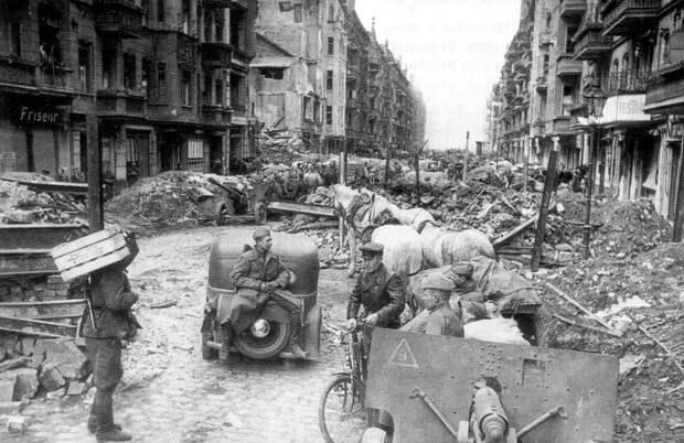 Безоговорочная капитуляция: почему Запад не может простить Красной армии взятие Берлина