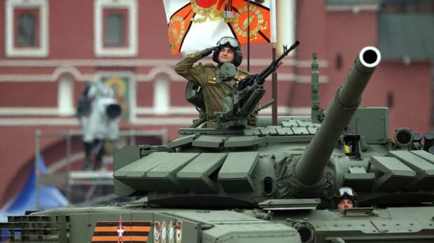 Слава братской России: жители Болгарии были в восторге от Парада Победы в Москве