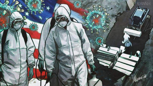 США держат лидерство по заболеваемости COVID-19 и по смертности от коронавирусной инфекции