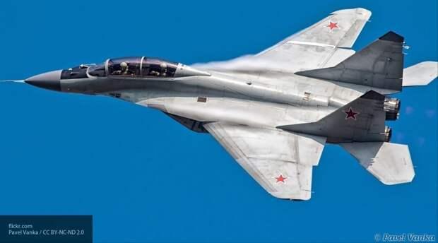 В США объяснили, почему России необходим истребитель Миг-35