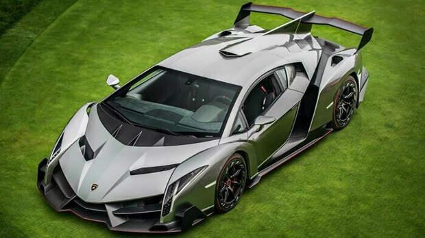Топ 10 самых дорогих машин мира на 2020 год