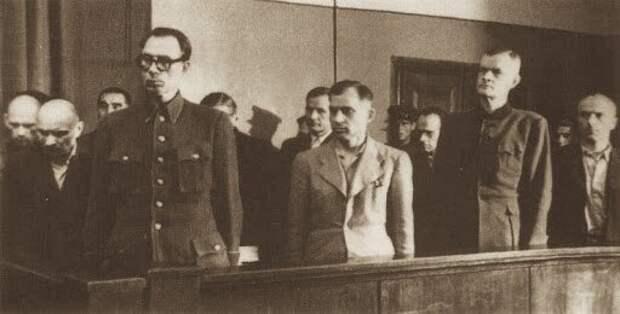 Суд над генералом Власовым