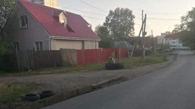 Безопасных качественных дорог требуют жители частного сектора в Ижевске